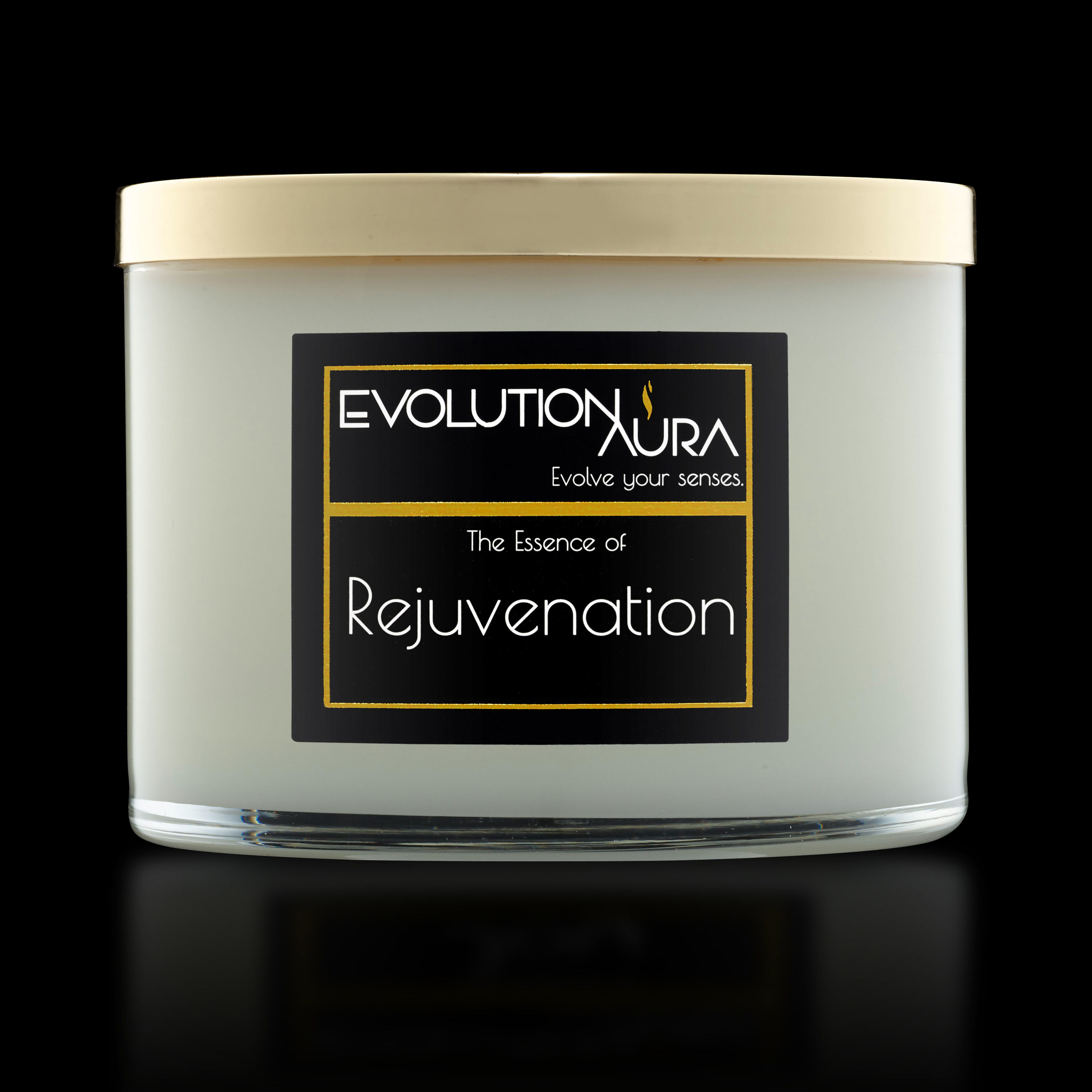Rejuvenation by Evolution Aura