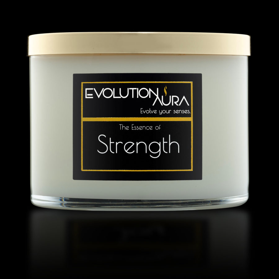 Strength by Evolution Aura